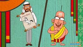 Tenali Raman And The Arab Horse Trader- Tenali Raman Stories For Kids -  Educational Videos