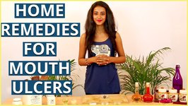 3 Best Home Remedies For Mouth Ulcers Treatment