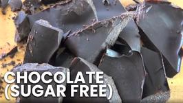 How To Make Chocolate (Sugar Free)
