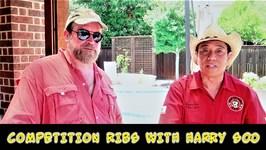 Competition Rib Throwdown W/ BBQ Pitmaster Harry Soo And Friends