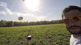This Man has Possibly Just Invented Drone Basketball