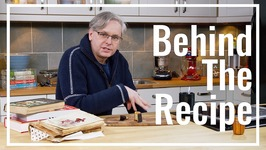 Behind The Recipe - Developing A Recipe