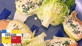 Salade de laitue