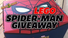 Lego Spider-Man Homecoming Giveaway