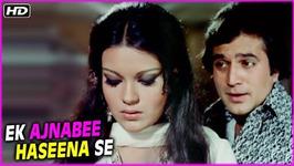 Ek Ajnabee Haseena Se (HD) - Ajanabee Songs - Kishore Kumar Songs - R. D. Burman Hits