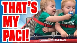 That's My Pacifier  Funny Kids Compilation