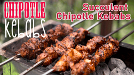 Succulent Chipotle Kebabs