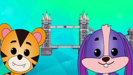 London Bridge -Popular Children's Nursery Rhymes