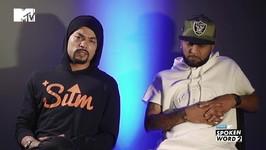 The Story Behind Purana Wala - Bohemia And J Hind - Panasonic Mobiles Mtv Spoken Word 2
