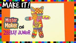 Bear Doodle - Make It