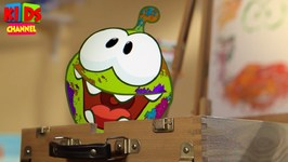 Arts and Crafts - Om Nom Stories - Episode 7 - Kids Channel Cartoons