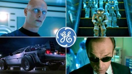 The Best 6 GE Brilliant Machines Exciting Commercials