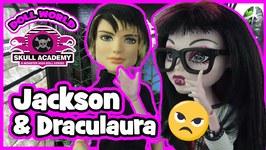 Monster High Doll Series Skull Academy S01 Ep08