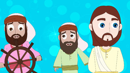 Episode-62-Jesus Calms the Storm-Bible Stories for Kids