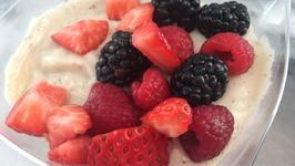 Vanilla Bean Pudding / Homemade From Scratch