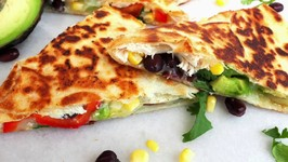 Dinner - Southwestern Style Quesadillas