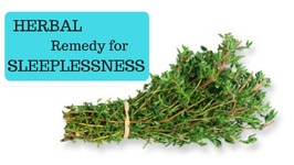 Favorite Herbs For Sleeplessness And Low Level Anxiety