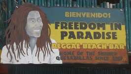 Reggae Beach Bar - Mexico