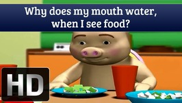 Why Does My Mouth Water When I Smell Food
