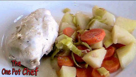 Country Style Chicken With Vegetables