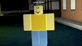 IS THAT ACTUALLY JOHN DOE? - Roblox