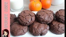 Recette De Cookies Tout Chocolat