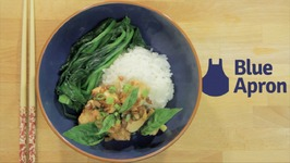 Taiwanese Three Cup Chicken - A New Way To Cook - Blue Apron