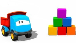 Learn Colors and Numbers with Leo the Truck