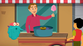 Invention Of Cotton Candy - The Dr. Binocs Show - Best Learning Videos For Kids