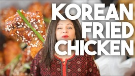 Korean Fried Chicken - Crispy Saucy Chicken