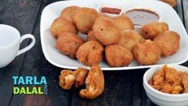 Dabeli Bhajiya, Recipe In Hindi