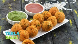 Poha Aloo Pakoda - Quick Evening Snack