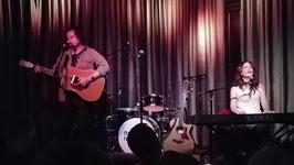 Cindy Alexander performing live at Hotel Cafe October 25 2017