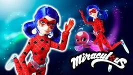 Miraculous Ladybug Syren Episode - AquaBug Mermaid Fashion Doll