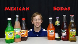 Mexican Soda Taste Test