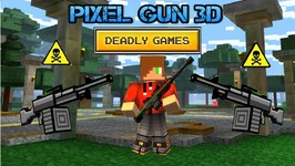 Pixel Gun 3D - Deadly Games - 7 - Rival In Our Sight