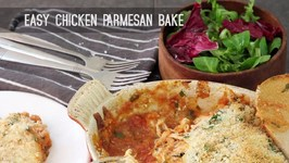 The Recipe Show by Rattan Direct- Easy Chicken Parmesan Bake