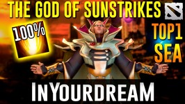 inYourdreaM Invoker TOP 1 SEA 9000 Dota 2