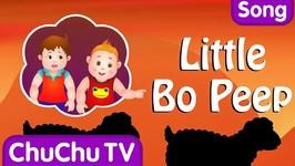 Little Bo Peep Has Lost Her Sheep Nursery Rhyme - Kids Songs