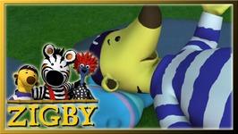 Episode 23 - Zigby And The Sleepy Head