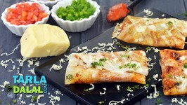 Cheese Burst Dosa - Snack