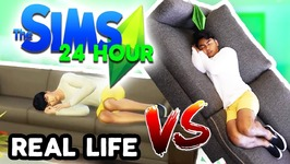 LIVING AS MY SIM FOR 24 HOURS CHALLENGE PART 2