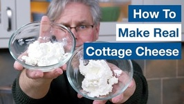 Making Cottage Cheese Two Ways With Taste Off