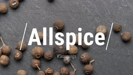 All About Allspice
