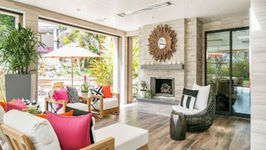 Outdoor Living Spaces!  Interior Design