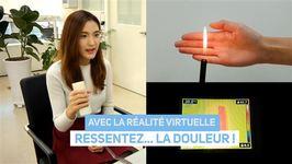 L'avenir de la réalité virtuelle sera-t-il douloureux