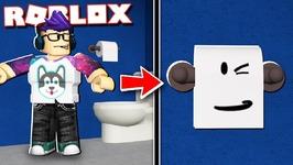 Roblox Adventures - THE WEIRDEST ROBLOX HIDING SPOT! - Roblox Toilet
