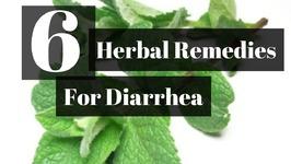 6 Perfect Herbal Remedies for Diarrhea