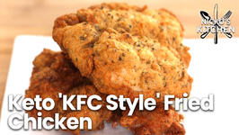 Keto 'KFC Style' Fried Chicken / All Protein Low Carb
