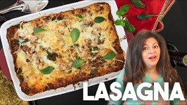 Lasagna - Easy Family Favorite - Kravings